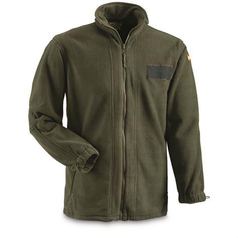 Jaket Jaket Fleece Jaket 501 Navy surplus fleece jacket new 681165 insulated jackets coats at sportsman s guide