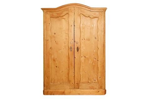 Swedish Armoire by Swedish Pine Armoire Omero Home