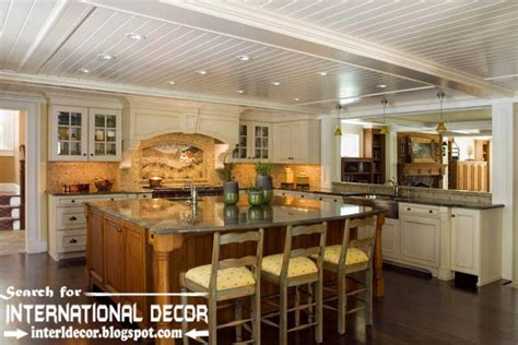 Kitchen Ceilings Designs Largest Album Of Modern Kitchen Ceiling Designs Ideas Tiles
