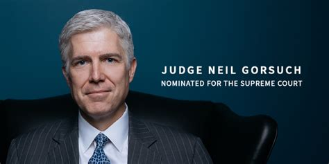 Widespread Support for Judge Neil Gorsuch | The White House Judge Neil Gorsuch