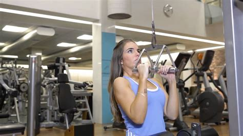 best lat exercises lat pulldown with v bar back exercise