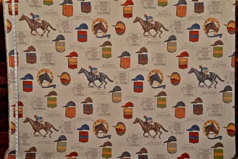 pattern for fabric horse horse racing fabric just in 23 july 2013 brickhouse