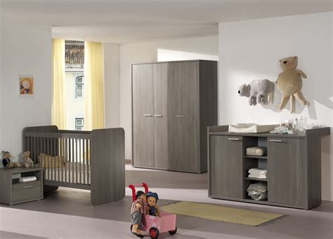 chambre enfant en solde chambre b 233 b 233 contemporaine bouleau gris chambre