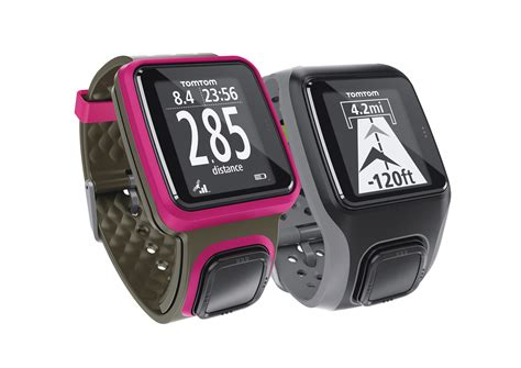 tomtom launches runner and multi sport gps watches pc