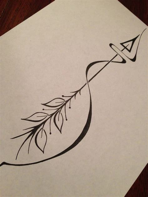 arrow tattoo custom design ginaleecincotta gmail com