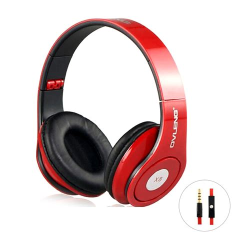Headset Bass Model 999 Great Sound ovleng x8 earphones stereo headphone gaming headset with mic