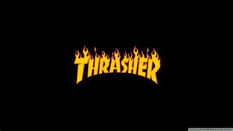Owl Wall Stickers thrasher flaming logo 4k hd desktop wallpaper for wide