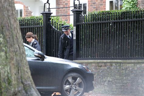 george michael house london police visit george michael s home zimbio