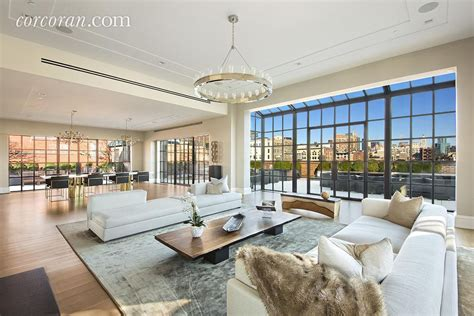 penthouses in nyc for rent nolita s extravagant puck penthouses find success as