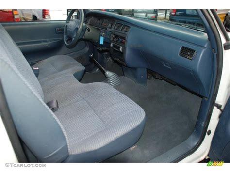 T100 Interior by Blue Interior 1996 Toyota T100 Truck Regular Cab Photo 42841550 Gtcarlot