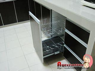Rak Serba Guna Buat Cuci Piring Murah aku awek kelantan projek kabinet dapur part 2