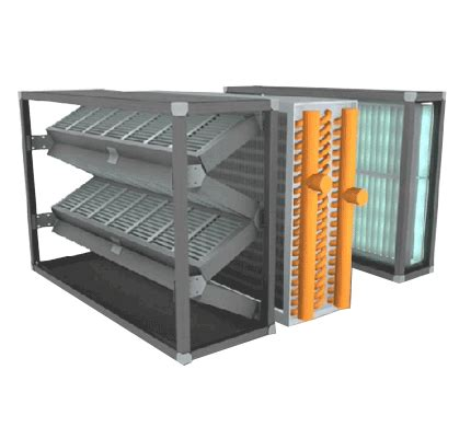 uv lights in air handling units air handling system trane commercial