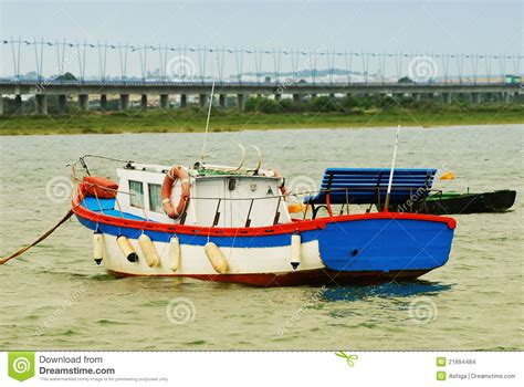 boat time in spanish boat stock images image 21894484