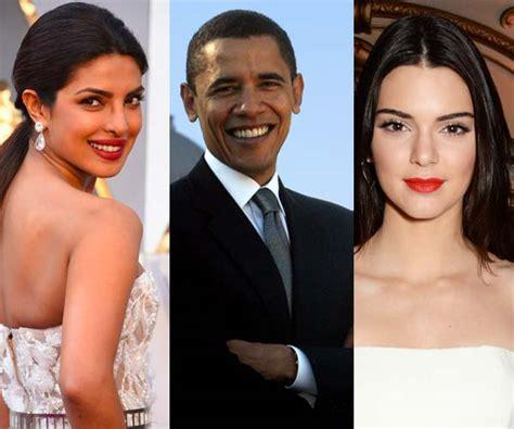 priyanka chopra to attend white house correspondents priyanka chopra kendall jenner to attend barack obama s
