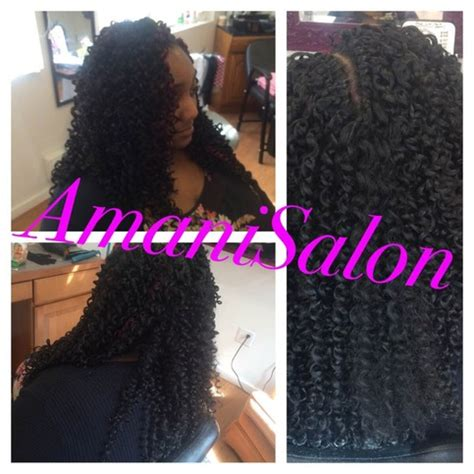salons who install crochet braids crochet braids loose hair 183 sewin weave and hair