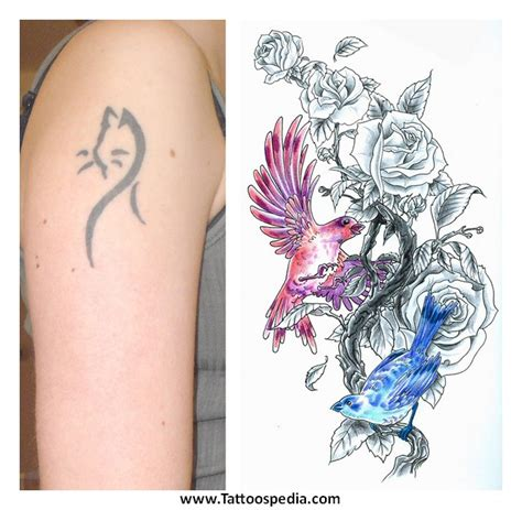 feminine tattoo cover up designs cover up tattoos tattoospedia