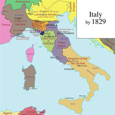 Vicenza 7 In 1 how italy became a country in one animated map vox