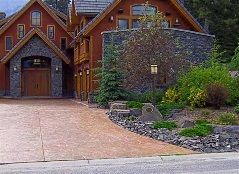 front yard driveway ideas mart ideas for landscaping front yard with rocks