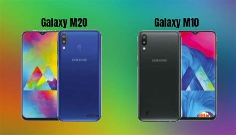 samsung m10 samsung galaxy m10 galaxy m20 to go on sale in india at noon today updated digit in