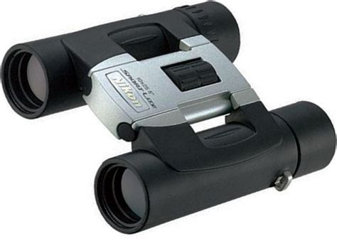 nikon travel light binoculars nikon sport lite 10x25 dcf roof prism binoculars silver
