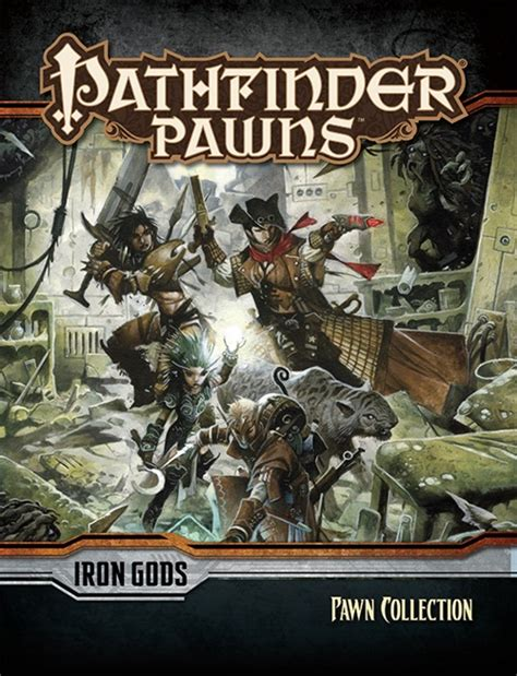 starfinder pawns archive pawn box books paizo pathfinder pawns iron gods adventure path