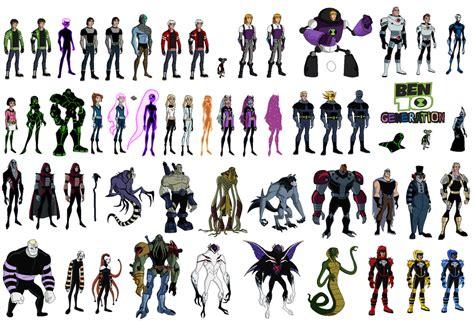 fan base names generator image ben 10 generation by starsparkless d4tz7df png