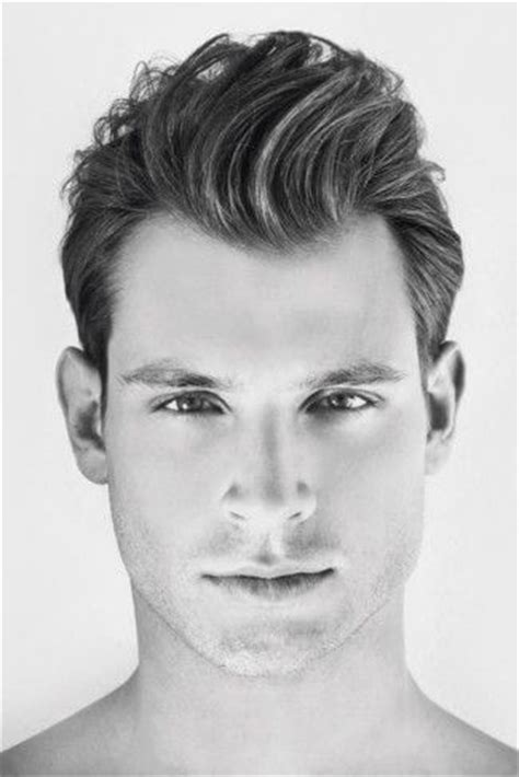 wavy curly hair widows peak 45 popular men s hairstyle inspirations 2014