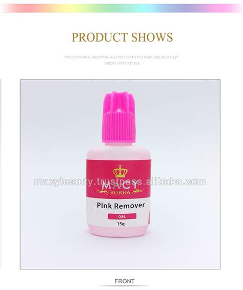 Remover Pink Gel pink eyelash remover gel top quality buy top gel soap removable glue gel foot skin removal gel