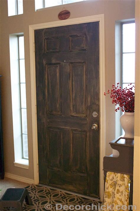 Painting Interior Doors Black Before And After by More Painted Interior Doors Before And After Decorchick