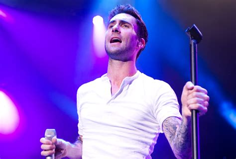 maroon 5 1990s songs adam levine to fox news stop playing my music rolling stone
