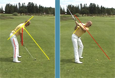 golf swing on plane brent morrison golf academy gt golf instruction articles