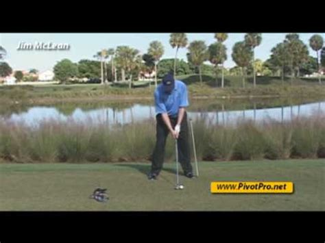 ben hogan golf swing drills ben hogan pivot drill by jim mclean youtube