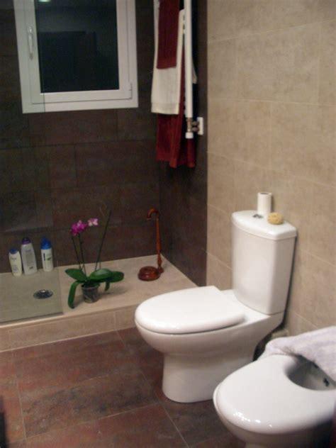 baños con ducha de obra ba 241 os con ducha reformados dikidu