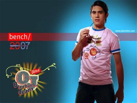 gerald anderson bench pictures at sexy filipino hot guy