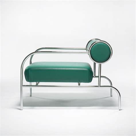 armchair stool kuramata shiro furniture design here now the red list