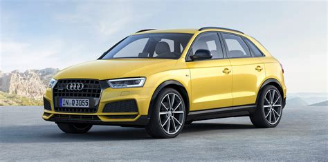 S Line Audi Q3 by 2017 Audi Q3 Update And S Line Competition Unveiled