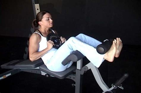ab training routine