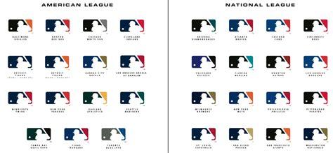 baseball team colors major league baseball logos mlb