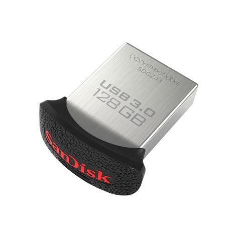Usb Sandisk 128gb new genuine sandisk 128gb ultra fit usb 3 0 flash drive