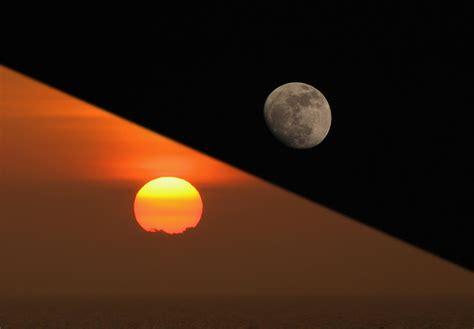 Imagenes Del Sol Y La Luna Y Las Estrellas   la raz 243 n del nombre del sol y la luna 161 no sabes nada