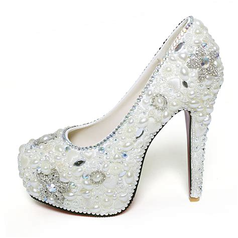 high heel bridal shoes newhairstylesformen2014