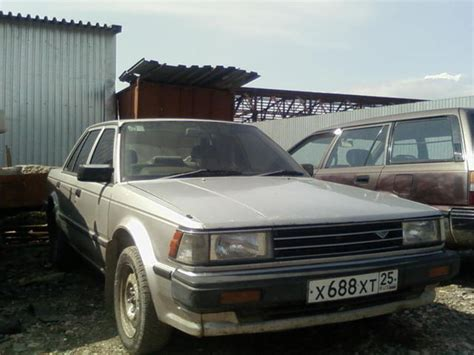 nissan bluebird 1990 1990 nissan bluebird pictures for sale