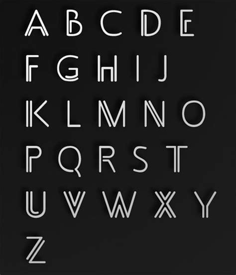 font design basics 25 impressive free high quality fonts pinterest modern