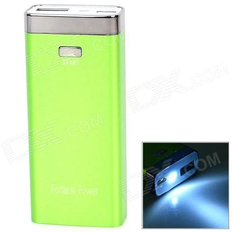 I Phone Kulit Green Silver 1 s what quot 6800mah quot mobile power source for iphone ipod touch more green silver free