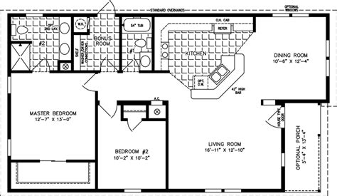 2 Bedroom House Plans 1000 Sq Ft by 1000 Sq Ft House Plans Bedrooms 2 Baths Square 1191