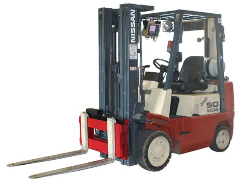 lift truck scales easy installation weigh scale systems ppi packaging products inc