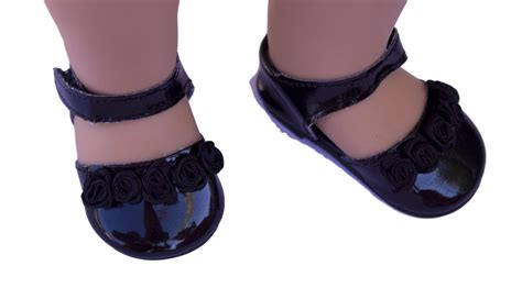 black doll shoes black doll shoes fits all 18 inch dolls like the american