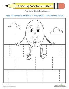 sleeping line pattern worksheets for kindergarten 1000 images about handwriting on pinterest handwriting