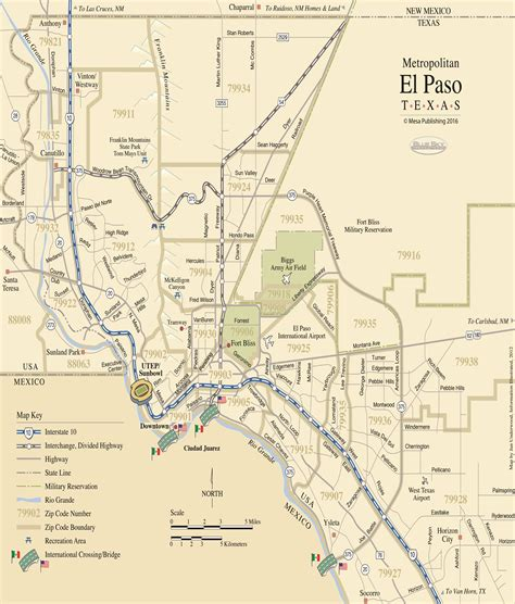 city map of el paso texas el paso map the best places to eat drink sleep shop learn and even settle