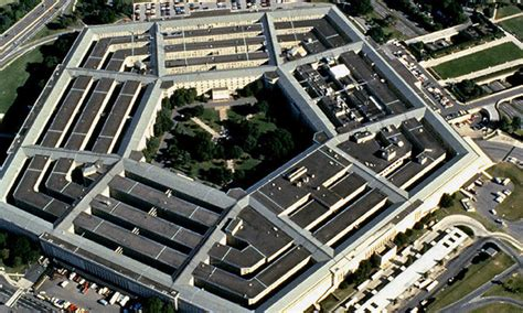Photo Op The Pentagon by Pentagon Watchdog Officials Now Justice Department